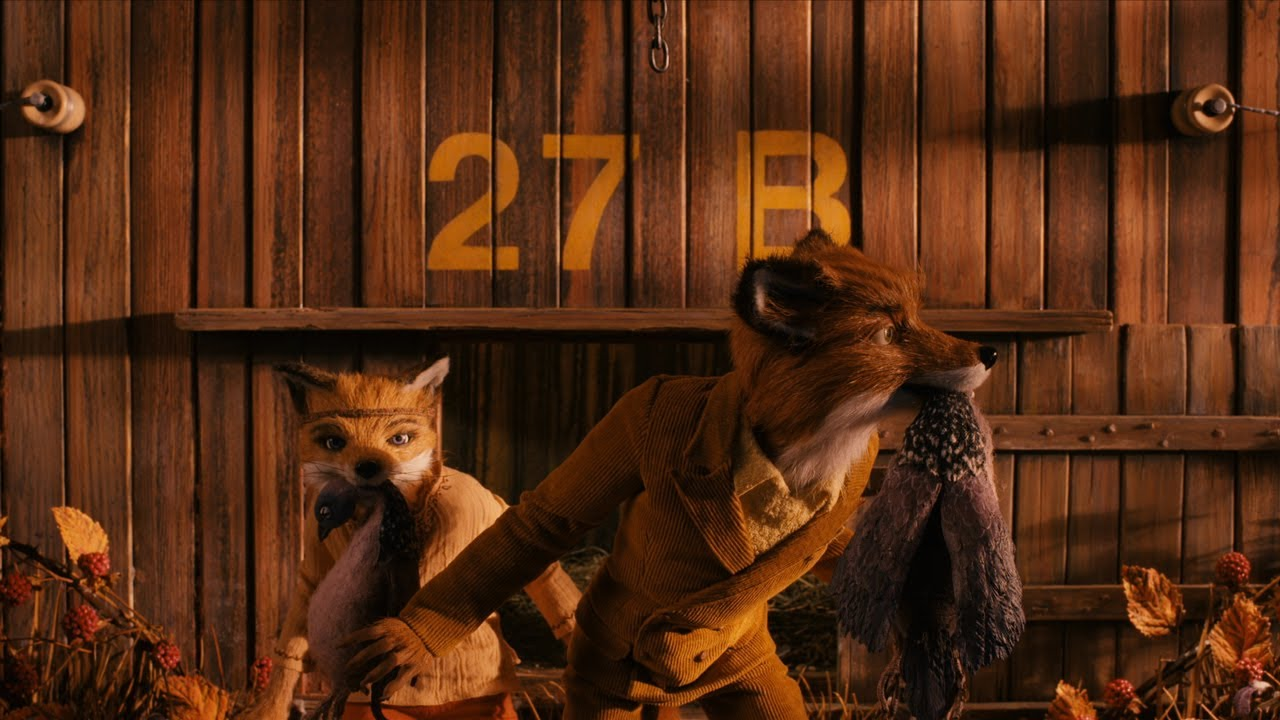 Fantastic Mr Fox Film Daze