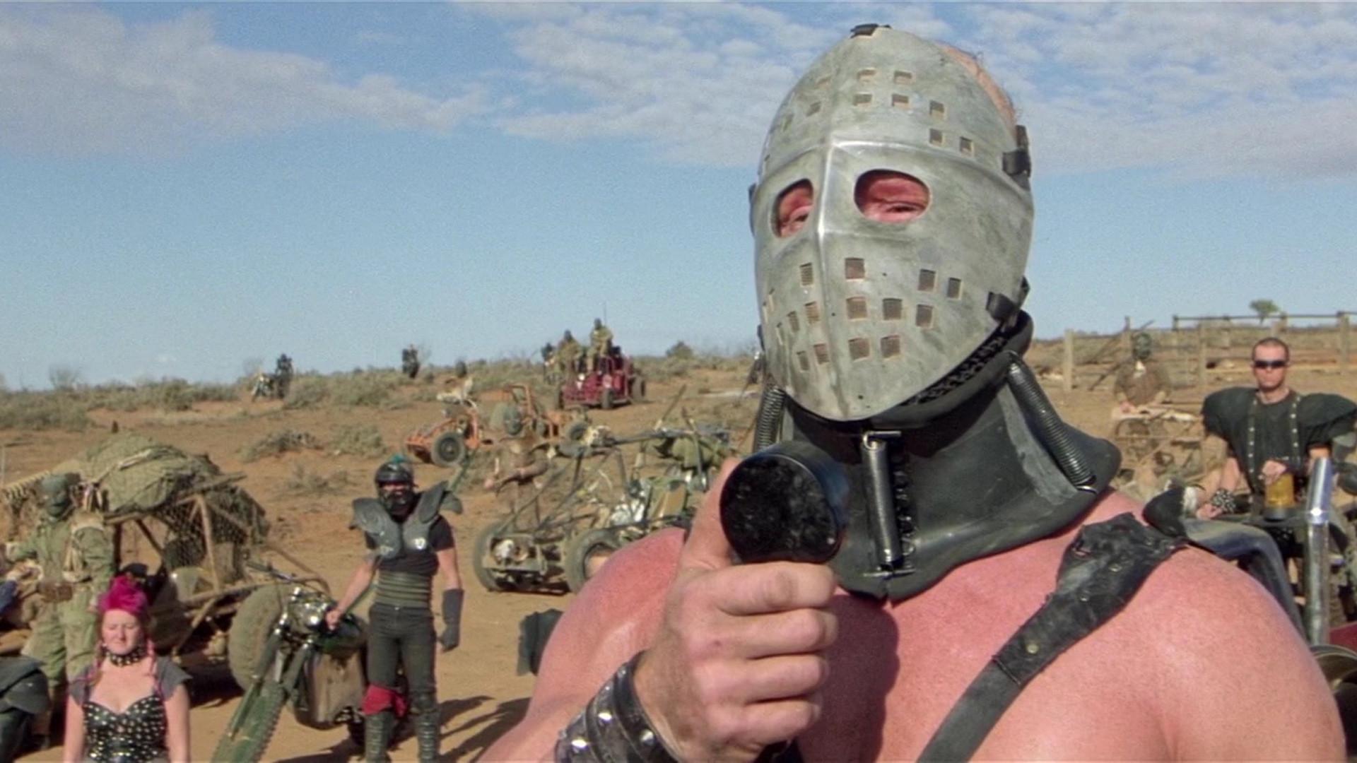 Mad Max 2 The Road Warrior Film Daze