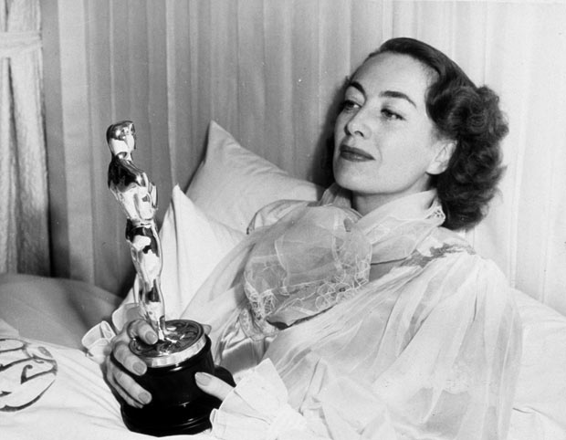Joan Crawford OScar
