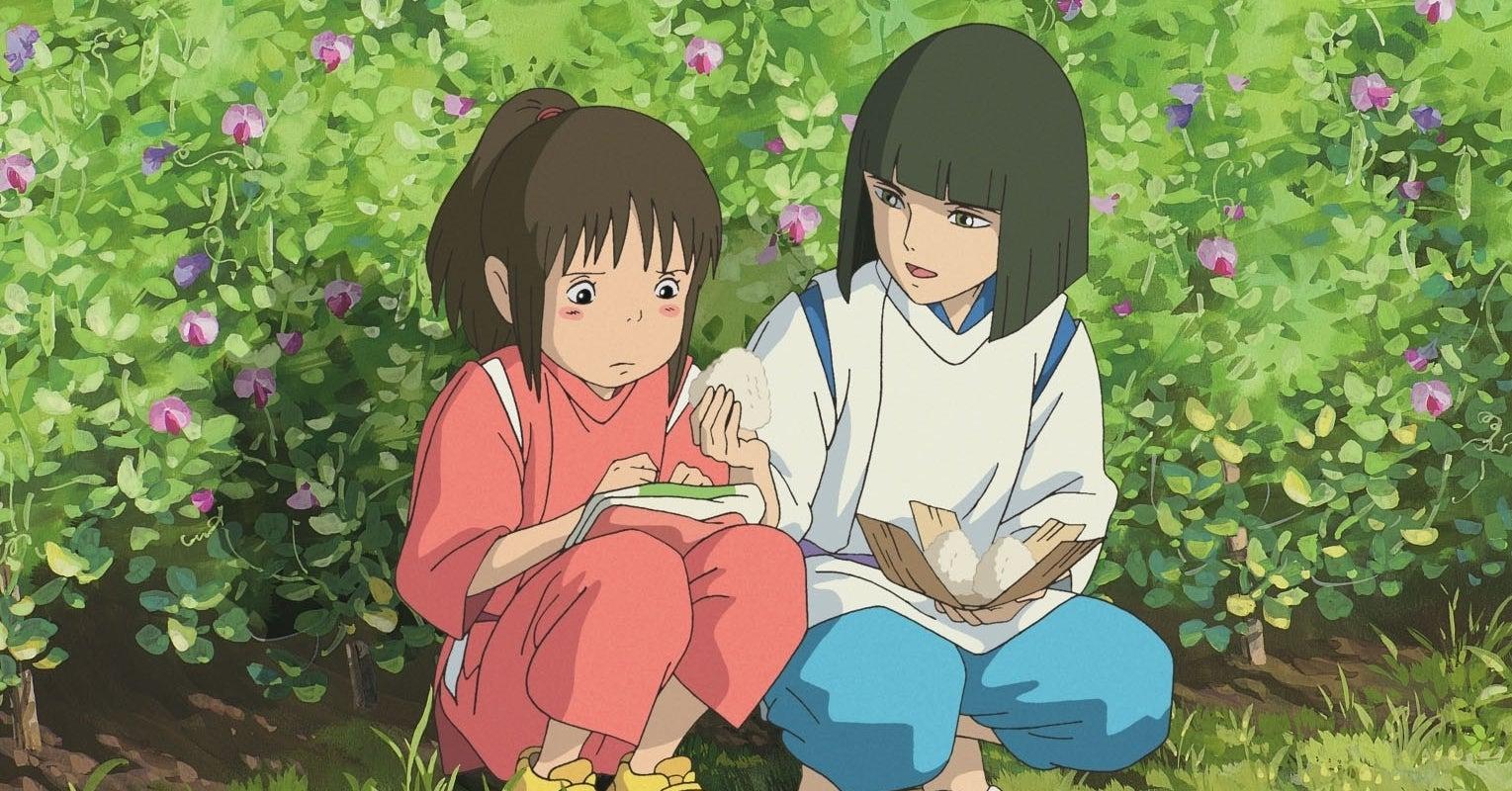 Love as a Revolution in the Films of Hayao Miyazaki – Film Daze